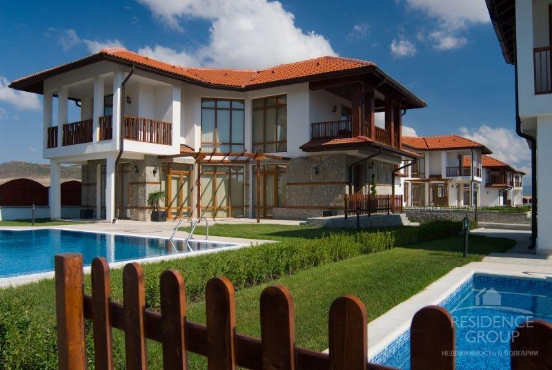 Дом на юге Каллифея недалеко от моря