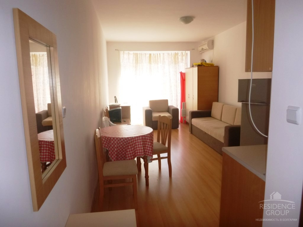 Furnished studio in Montegrotto Terme on the beach cheap